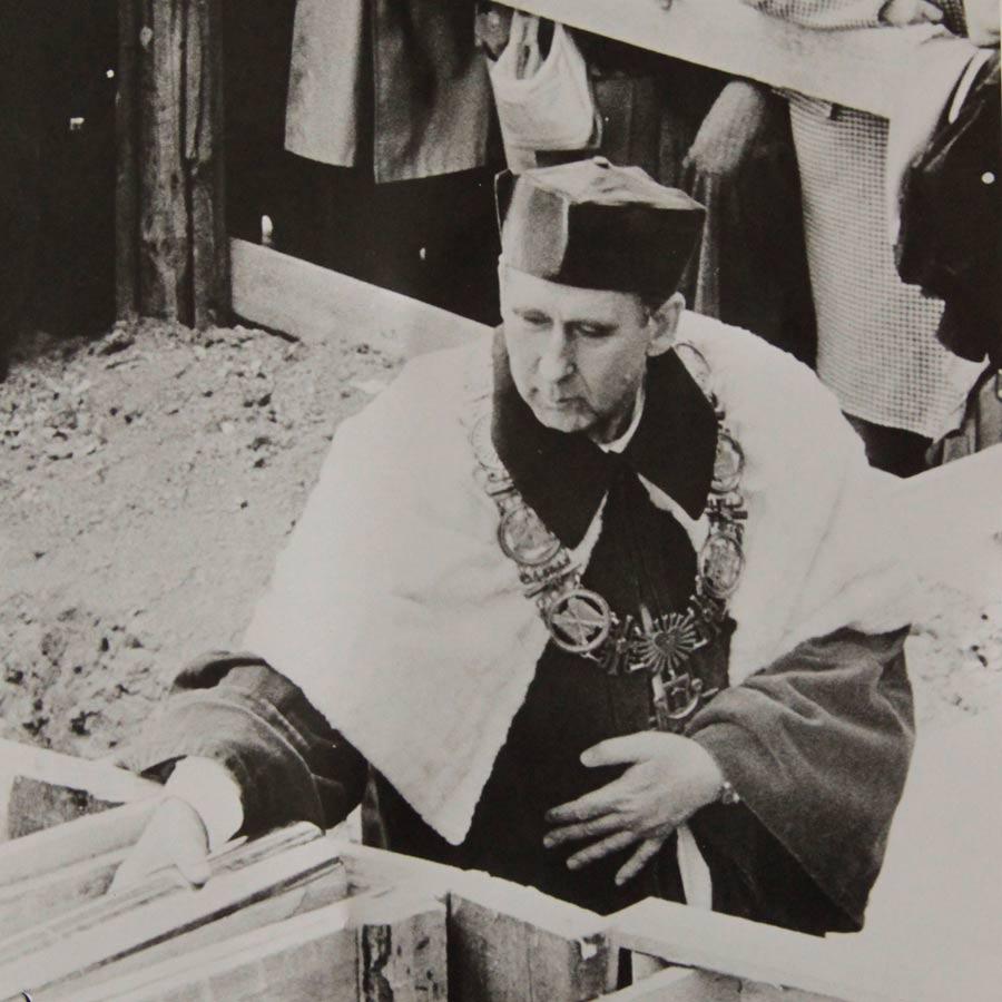 Miczysław Albert Krąpiec OP – KUL